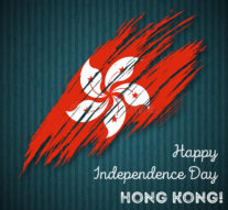 Unique Holiday: Hong Kong Independence Day