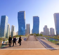 Unpleasant Smell Strikes Songdo