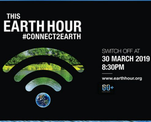 Earth Hour: Save Energy for the Earth