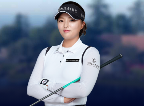 Korea's Jin Young Ko- the best female golfer in the world
