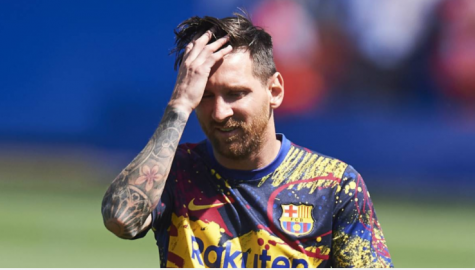 LEO MESSI VERSUS BARCELONA: TO BE OR NOT TO BE