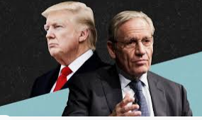 Trump and Woodward