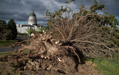 All lectures cancelled after hurricane-force wind wrecks havoc across northern Utah