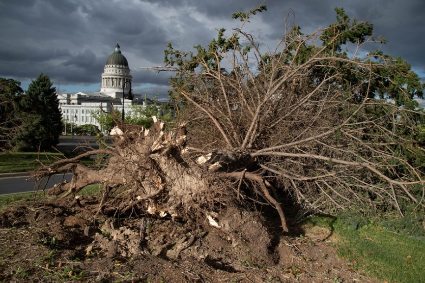 All+lectures+cancelled+after+hurricane-force+wind+wrecks+havoc+across+northern+Utah