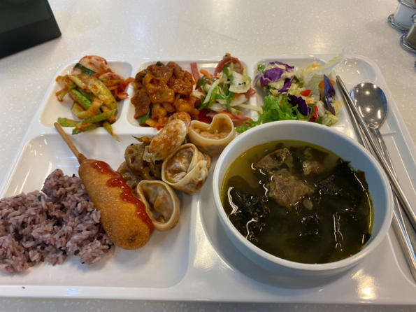 Traditional delicacy available at Chef Kim (Credit: y00nlog of Naver Blog)