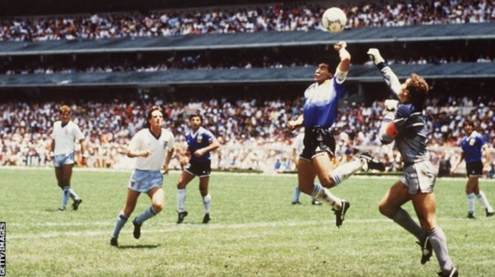 Good night Diego Armando Maradona (1960-2020)
