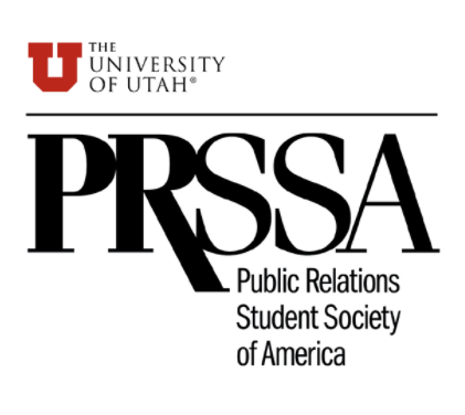 Public Relations Student Society of America (PRSSA) University of Utah chapter. (Credit: Google Image)