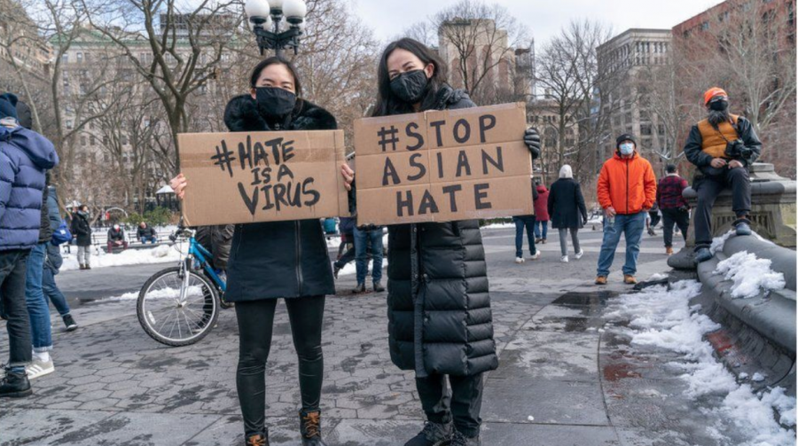 Asian-American Community Suffers from Continuous Hate Crimes